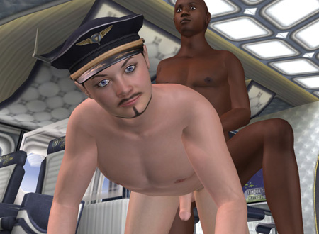 More pics from 3d gay villa 2